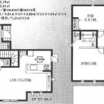 新築一戸建て 所沢市北野南 1号棟 2580万円