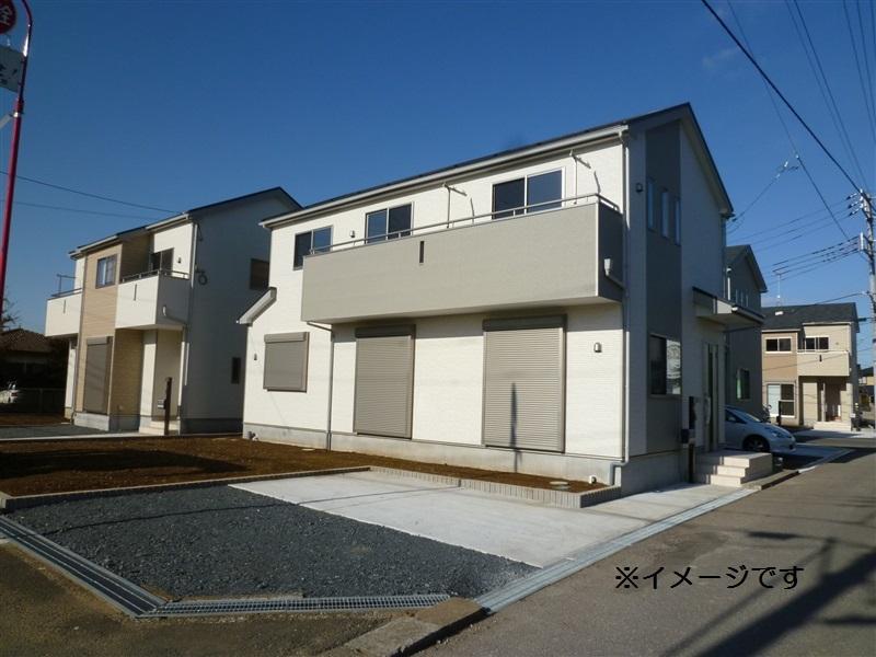 新築一戸建て 富士見市水子 4号棟 3,830万円
