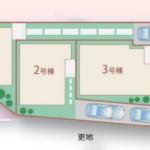 新築一戸建て 所沢市久米 区画図(間取)