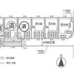 新築一戸建て 川越市今成 区画図(間取)