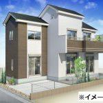 新築一戸建て 入間市小谷田 2,698万円