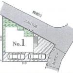 新築一戸建て 所沢市下安松 区画図(間取)