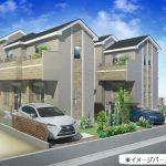新築一戸建て 所沢市山口 1号棟 2,980万円
