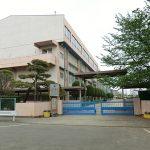 川越市立霞ケ関東中学校(周辺)