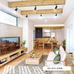 新築一戸建て 富士見市鶴瀬東 3号棟 3,580万円