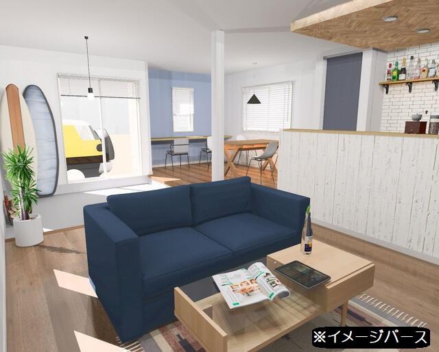 新築一戸建て 富士見市下南畑 6号棟 3,280万円