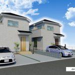 新築一戸建て 川越市かすみ野 2号棟 2,380万円