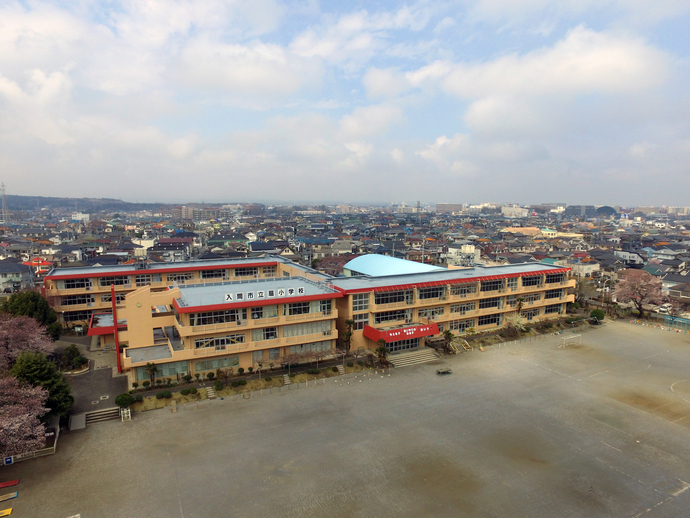 扇小学校(周辺)