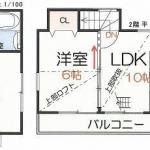 新築一戸建て 所沢市花園 間取図(間取)