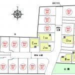 新築一戸建て 東久留米市南町 区画図(間取)