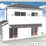 新築戸建て 所沢市林 2,080万円