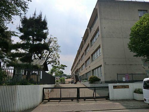 狭山市立御狩場小学校(周辺)