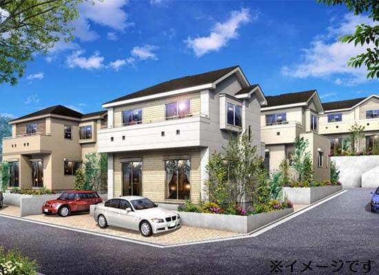 新築一戸建て 富士見市山室 2号棟 3,780万円