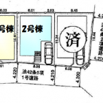 新築一戸建て 所沢市宮本町 区画図(間取)