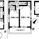 新築一戸建て 狭山市水野 間取(間取)