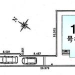 新築一戸建て 所沢市中富南 区画図(間取)