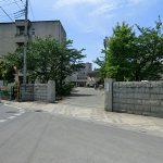 葦原中学校 (周辺)