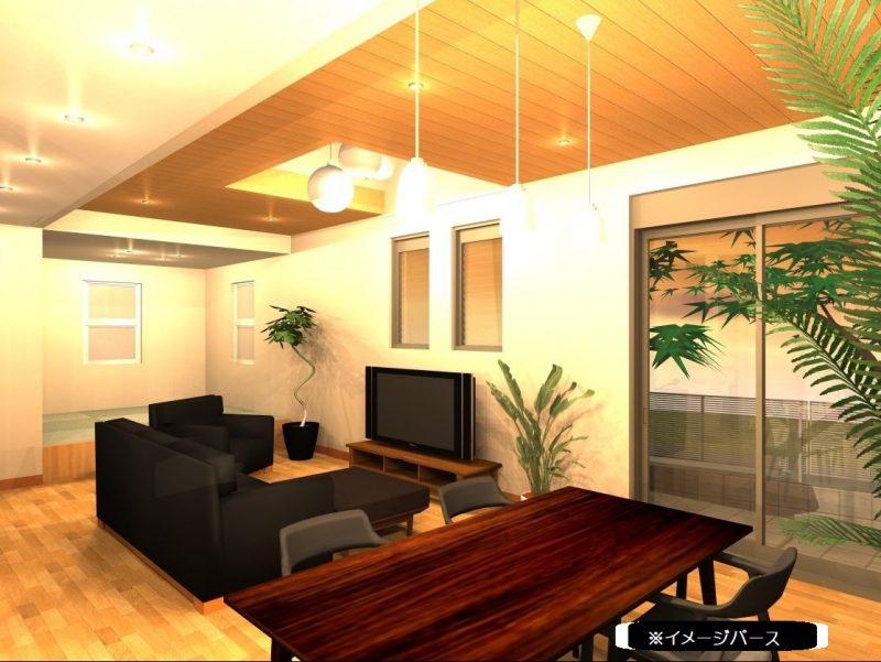 新築一戸建て 富士見市水子 5号棟 3,980万円