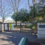 所沢市立若松小学校(周辺)