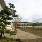 所沢市立富岡中学校(周辺)