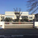 東村山市久米川小学校(周辺)