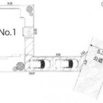 新築一戸建て 川越市神明町 区画図(間取)