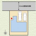 新築一戸建て 所沢市美原町 区画図(間取)