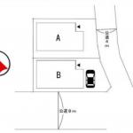 新築一戸建て 川越市今福  区画図(間取)