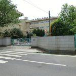 所沢市立東中学校(周辺)