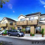 新築一戸建て 富士見市水谷 2号棟 4,199万円