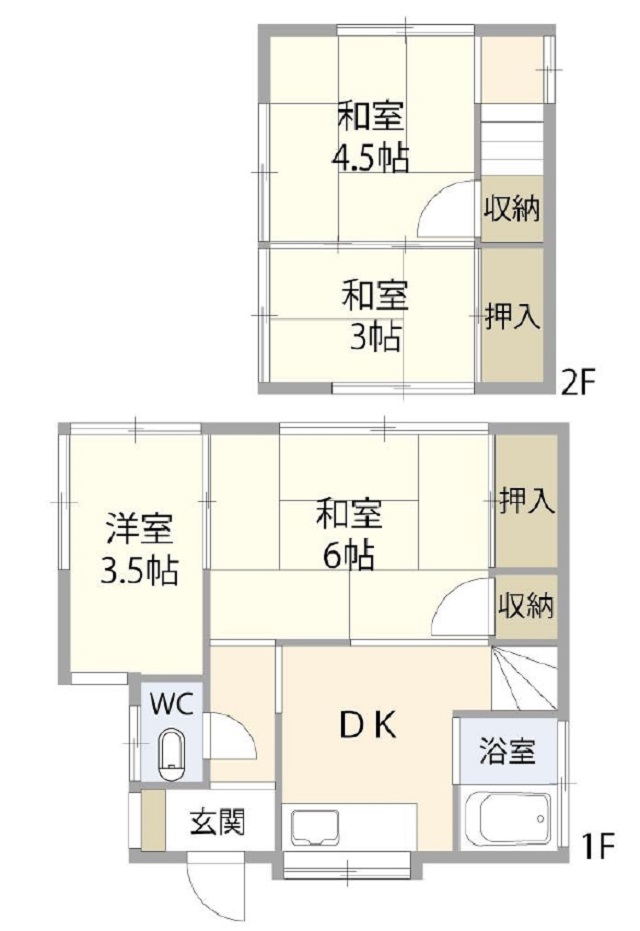 4DK(間取)