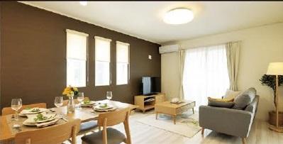 新築一戸建て 富士見市山室 5号棟 3,430万円