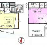新築一戸建て 所沢市牛沼 間取図(間取)