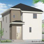 新築一戸建て 入間市扇台 1号棟 2,380万円