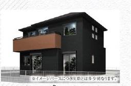 新築一戸建て ふじみ野市中ノ島 5号棟 3,299万円