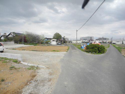 南前面道路(外観)