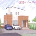新築一戸建て 所沢市三ヶ島 外観イメージ(外観)