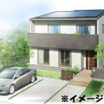 新築一戸建て 富士見市水子 3号棟 3,390万円
