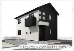 新築一戸建て ふじみ野市中ノ島 4号棟 3,099万円