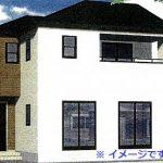 新築一戸建て 川越市小室 9号棟 3,080万円