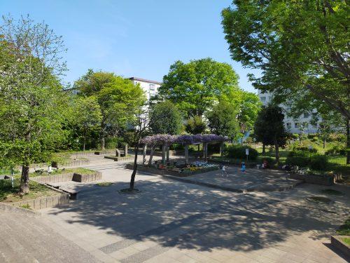 グリーンパーク中央公園(周辺)