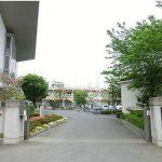 狭山市立西中学校(周辺)
