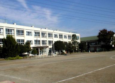 柏原小学校(周辺)