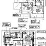 新築一戸建て 川越市並木 間取り図(間取)