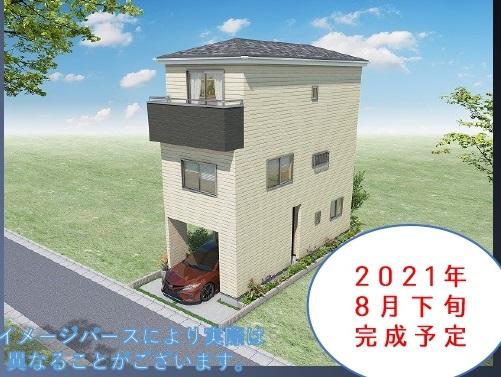 新築一戸建て 富士見市関沢 2,690万円