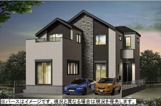 新築一戸建て 富士見市山室 3,990万円