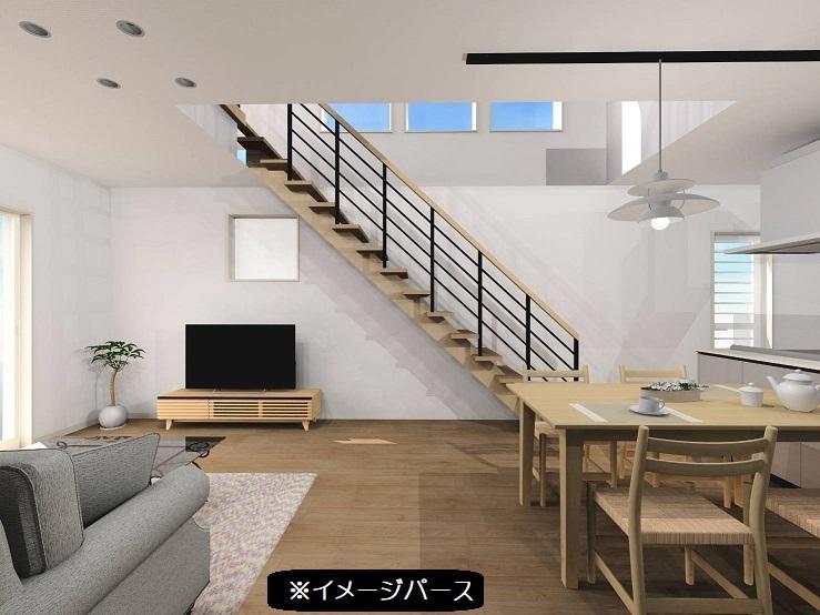 新築一戸建て 富士見市水谷東 2号棟 2,880万円