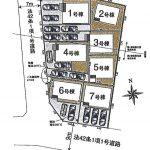 新築戸建て 所沢市久米 7号棟 3,580万円