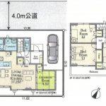 新築一戸建て 富士見市羽沢 間取り図(間取)