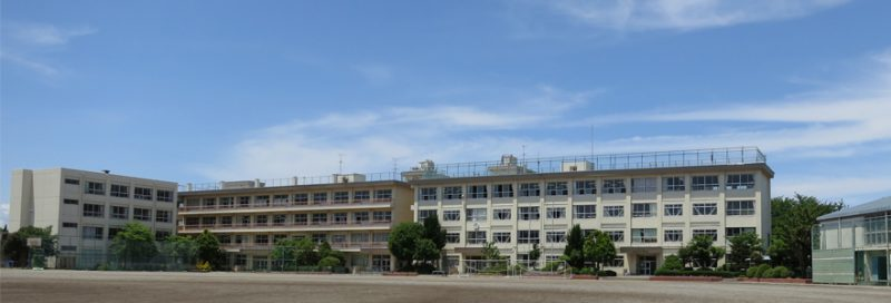 堀兼中学校(周辺)
